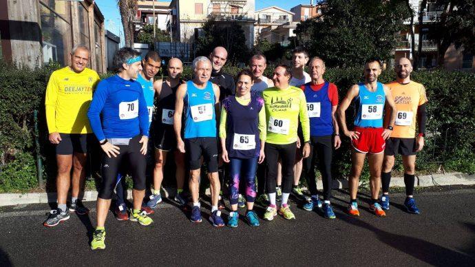Atletica Il Campanile alla 10 km di Capena 2018