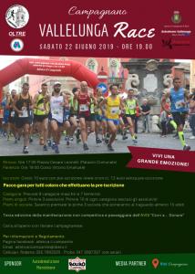 Locandina della Campagnano Vallelunga Race 2019