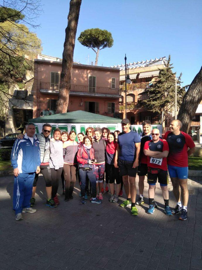 Atletica il Campanile al Trail del Sorbo 2019